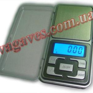 Портативные электронные весы серии glass lid