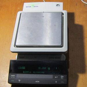 Весы лабораторные Mettler Toledo PR8002