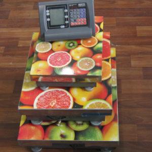 Весы платформенные,электронные TCSX