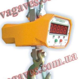 Весы крановые электронные 1т