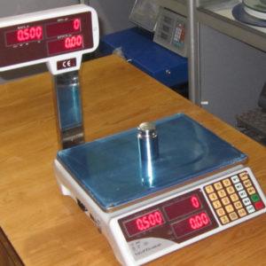 Весы торговые VS-30-TO2
